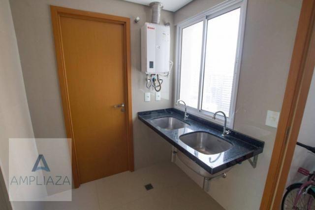 Apartamento com 4 dormitórios à venda, 220 m² por R$ 1.997.000 - Cocó - Fortaleza/CE - Foto 8