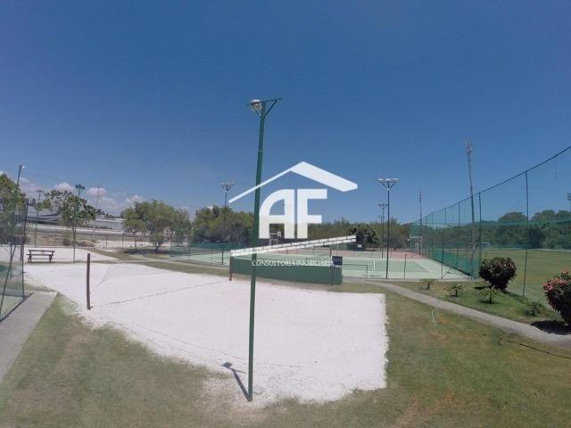 Terreno sensacional com 900 m², localização privilegiada - Condomínio Laguna - Foto 8