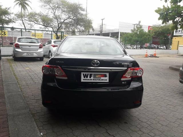 Corolla xei aut 2012 bem novinho revisado e com garantia 47.900 troco e financio - Foto 6