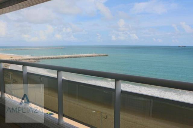 Apartamento à venda, 130 m² por r$ 2.000.000,00 - meireles - fortaleza/ce - Foto 2
