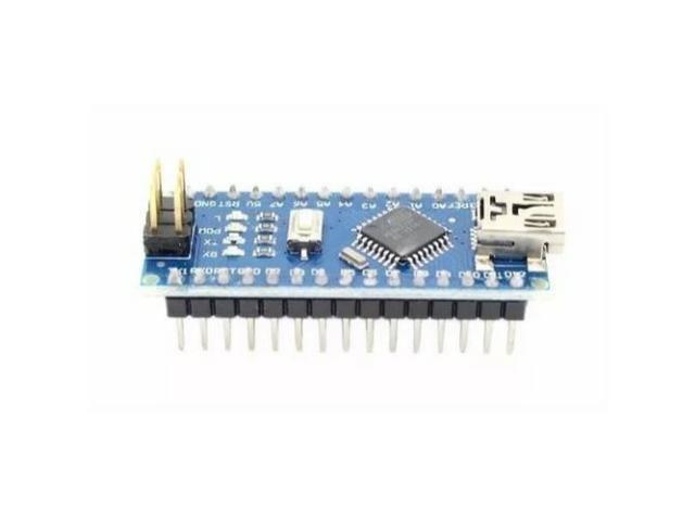 COD-A3 Arduino Nano Micro USB V3.0 Atmega 328P 5V 16M Robotica - - Foto 3