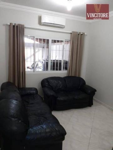 Casa com 2 dormitórios à venda, 107 m² por r$ 275.000 - jardim terras de santo antônio - h - Foto 2