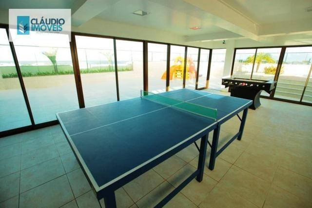 Apartamento com 3 dormitórios à venda, 83 m² por r$ 488.000 - jatiúca - maceió/al - Foto 6