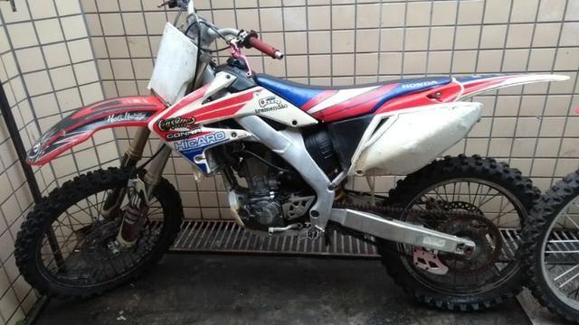 Moto para trilha Honda 250