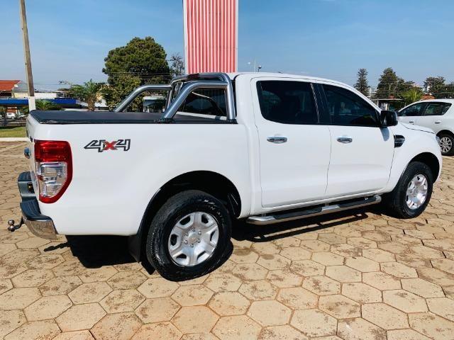 Ford / Ranger Xlt 3.2 Turbo Diesel (200 Cv) 4x4 Completa - Único Dono - Foto 2