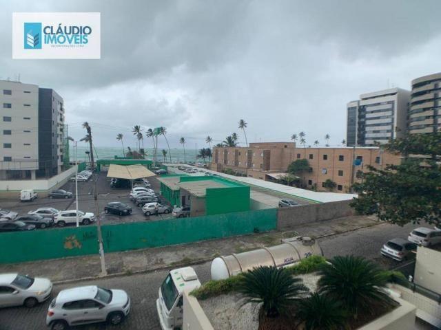 Apartamento com 4 dormitórios à venda, 203 m² por r$ 1.600.000 - jatiúca - maceió/al - Foto 6