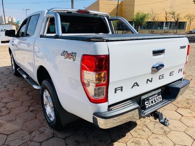 Ford / Ranger Xlt 3.2 Turbo Diesel (200 Cv) 4x4 Completa - Único Dono - Foto 4