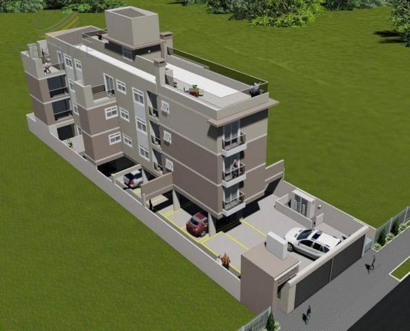 Apartamento à venda com 2 dormitórios em , Pinhais cod:1948659 - Foto 6