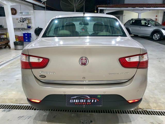 Fiat Grand Siena Essence 1.6 Dualogic - Foto 8