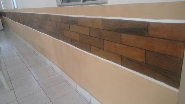 Arte piso design pintura