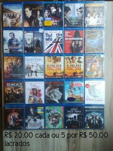Filmes Blu Ray Originais Black Friday - Foto 4