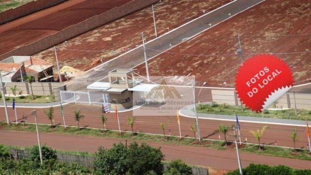 Terreno à venda, 200 m² por r$ 75.000,00 - condomínio verona - brodowski/sp - Foto 5