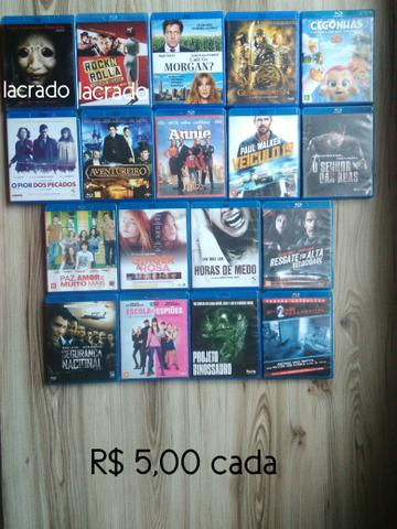 Blu rays Filmes - Foto 3