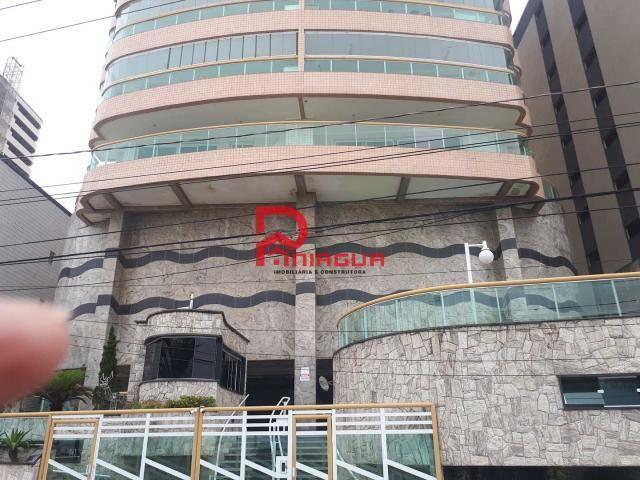 Apartamento para alugar com 2 dormitórios em Guilhermina, Praia grande cod:1311 - Foto 4