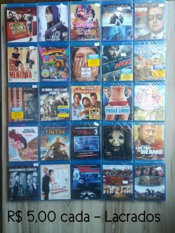 Blu rays Filmes