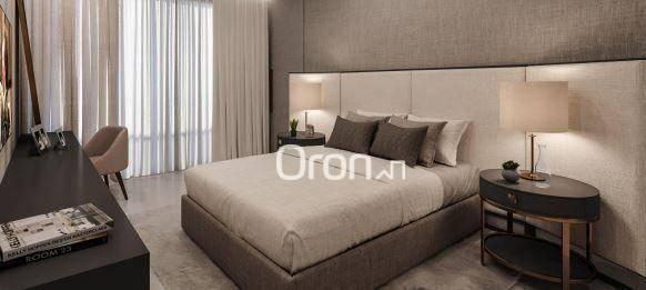 Apartamento à venda, 313 m² por R$ 2.202.000,00 - Setor Oeste - Goiânia/GO - Foto 3