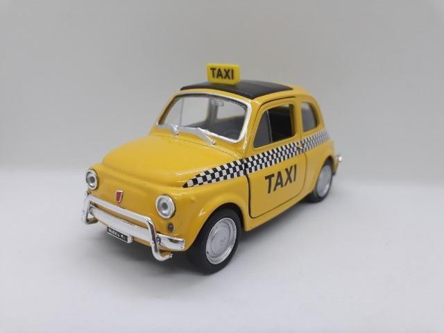 Miniatura Taxi Americano - Foto 3