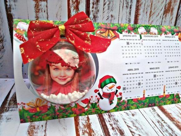 Bola de Natal - Foto 5