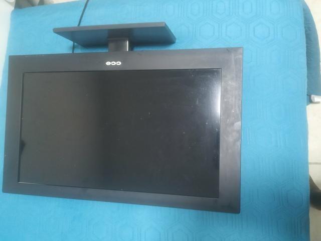 Tv cce hdmi led 24 polegadas com conversor digital integrado