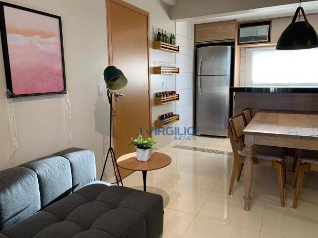 Apartamento com 2 quartos à venda, 67 m² por r$ 191.500 - vila rosa - goiânia/go - Foto 6