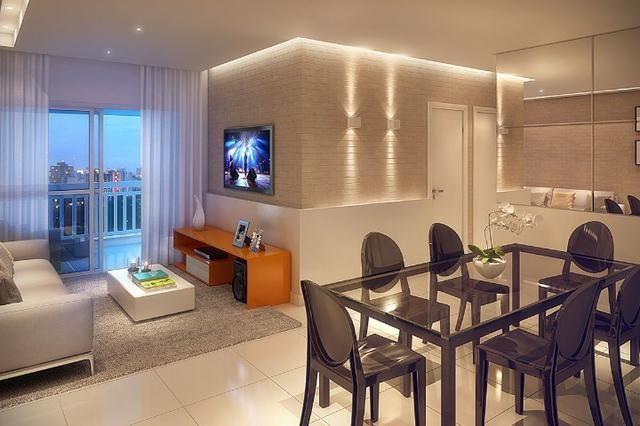 V1037 - Apartamentos de 55, 67 e 75 m² no Benfica - Lançamento  - Foto 3