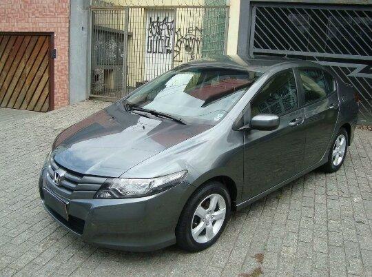 Honda city 1.5 dx aut. 2011
