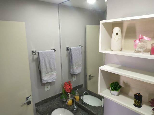 Apartamento Villaggio Limoeiro, 2 quartos, suíte, 56 m², ótima localização - Foto 8