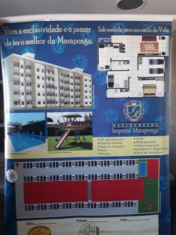 Vendo apartamento na maraponga ótima localização direto com o propietario