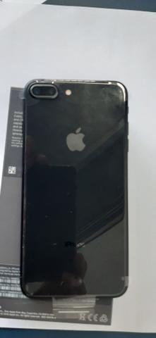 Vendo Iphone 8 plus novo na caixa, nunca usado - Foto 3