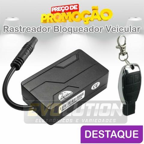 Rastreador Bloqueador Veicular Carro e Moto Gps Tracker Tk-311