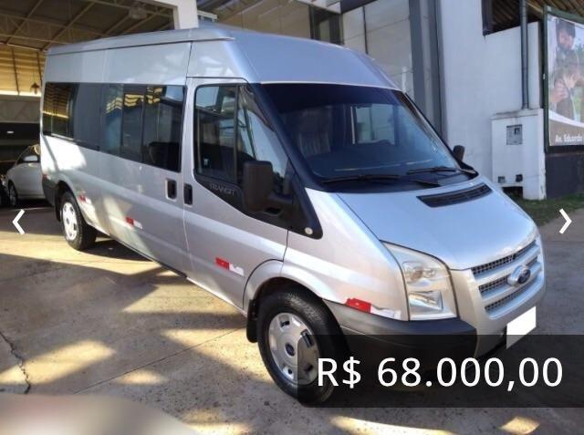 Transit TDCI Van - Foto 3