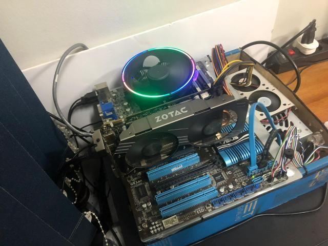 Pc Core 2 quad 3,5ghz - Foto 2