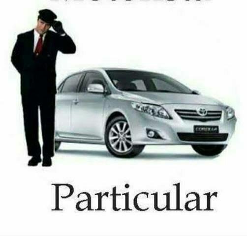 Aluguel de carro com motorista