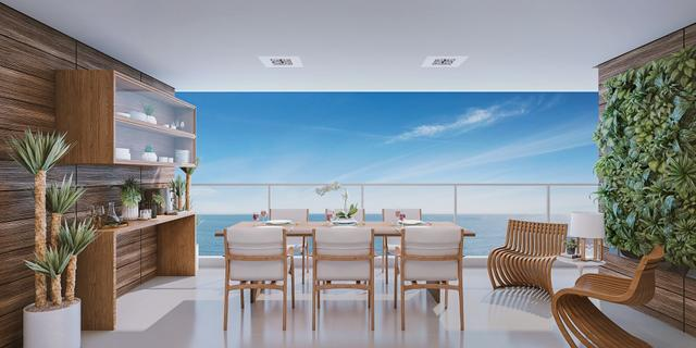 Lançamento - Duetto Barra - Apartamentos de 1 e 2 quartos Vista Mar na Barra - Foto 11