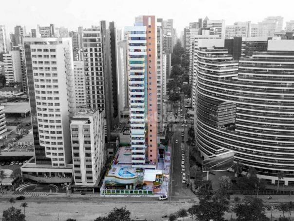 Apartamento na Beira Mar 260m² em Fortaleza - Venda