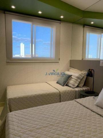 Apartamento com 2 quartos à venda, 67 m² por r$ 191.500 - vila rosa - goiânia/go - Foto 4