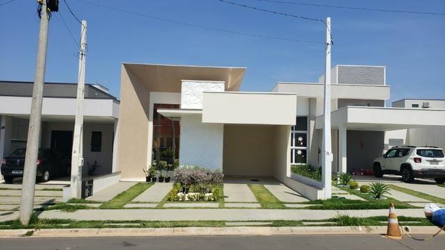 Casa em condomínio fechado em Indaiatuba - Bréscia