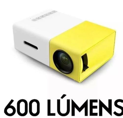 Mini projetor LED - 100 polegadas- videos filmes fotos