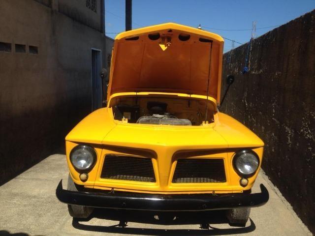 Ford F 75 Amarela - Foto 16