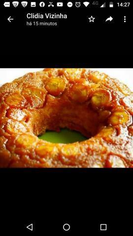 Deliciosos bolos Caseiros, qualquer dúvida * - Foto 6