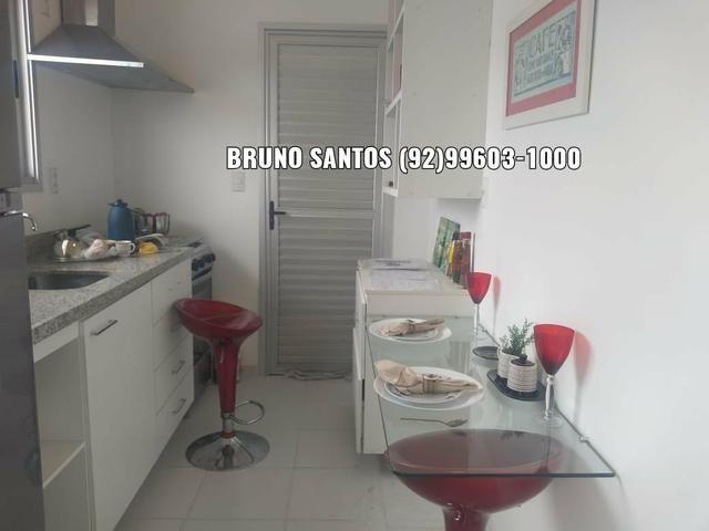 Vitta Club. Casa com três dormitórios. Torquato Tapajós - Foto 3