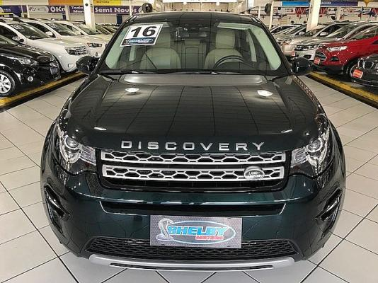 LAND ROVER DISCOVERY SPORT 2.0 16V SI4 TB HSE - Foto 2