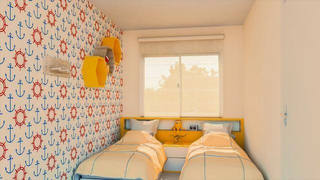 Apartamentos 2 quartos - Fazenda Rio Grande, a partir de 120 mil!, documentação grátis!! - Foto 6