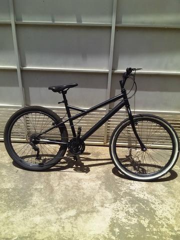 Quadro de bike(somente o quadro com o garfo)