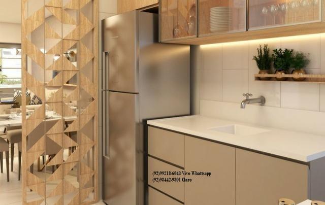 Residencial golden manaus novo lançamento da smart empreendimentos º - Foto 3