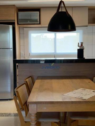 Apartamento com 2 quartos à venda, 67 m² por r$ 191.500 - vila rosa - goiânia/go - Foto 9