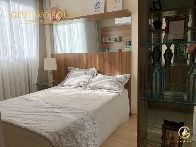 Lindo Apartamento no Condomínio Conquista Parque com 02 Quartos, no Black Friday - Foto 13