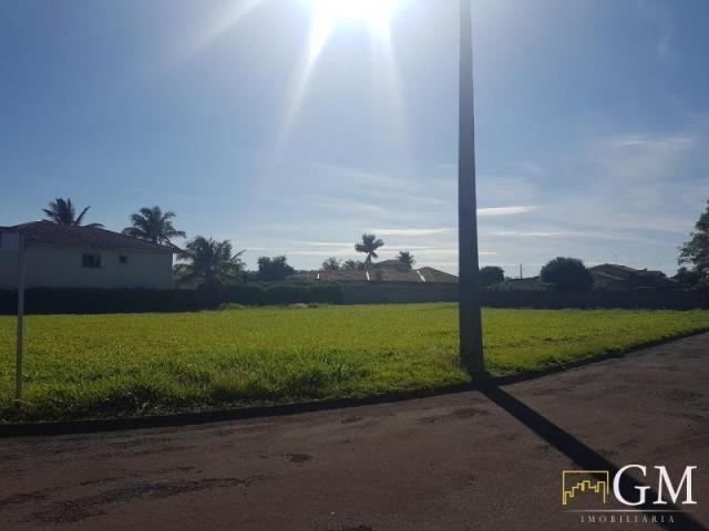Terreno em Condomínio para Venda em Presidente Prudente, Condomínio Residencial Gramado - Foto 14