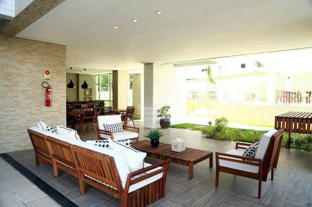 Condomínio Summer Park, Luciano Cavalcante, Guararapes, apartamento a venda! - Foto 5
