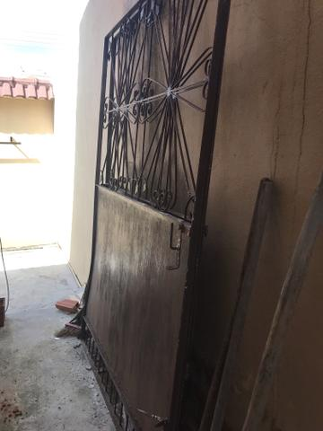 Janela e porta de ferro!!! Vende se - Foto 4